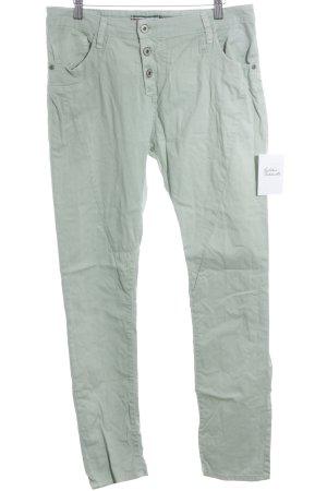 Please Now Five-Pocket-Hose mint sportlicher Stil