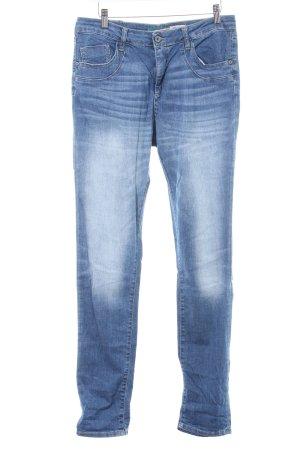 Please Now Slim Jeans blau Jeans-Optik