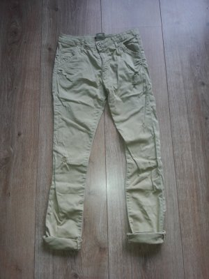 Please Boyfriend Trousers sand brown
