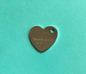 Please return to Tiffany & Co Herz Anhänger 925 Silber Vintage