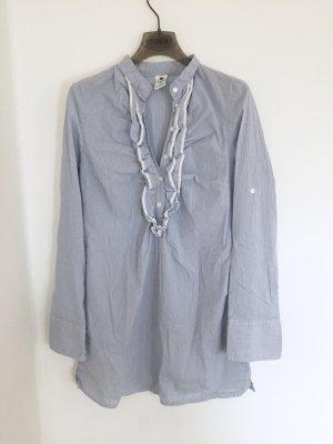 PLEASE Rüschen-Bluse, stylisch!