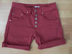 PLEASE Shorts Gr. S *rot*