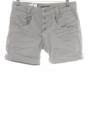 Please Shorts hellgrau Casual-Look