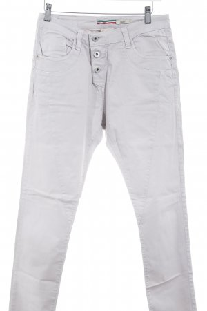 Please Skinny Jeans altrosa Casual-Look
