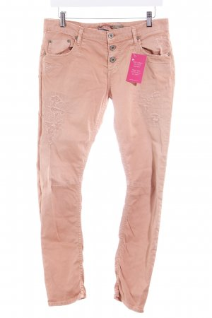 Please Skinny Jeans apricot Casual-Look