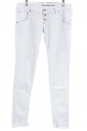 Please Skinny Jeans babyblau Casual-Look