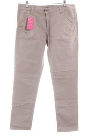 Please Skinny Jeans beige Casual-Look