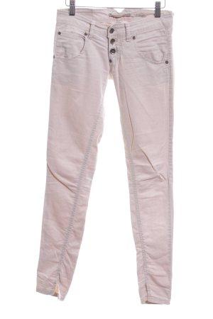 Please Skinny Jeans pink Casual-Look