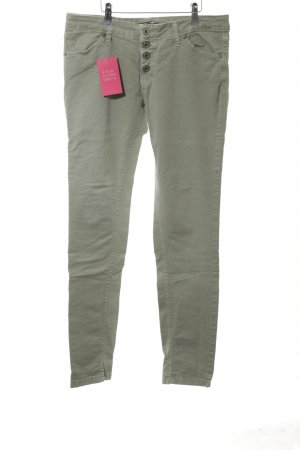 Please Skinny Jeans khaki Casual-Look