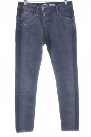 Please Skinny Jeans grau-graublau Casual-Look