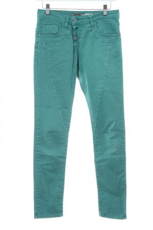 Please Skinny Jeans kadettblau Casual-Look