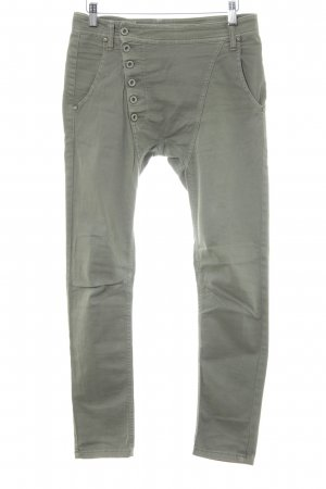 Please Skinny Jeans khaki Casual-Look
