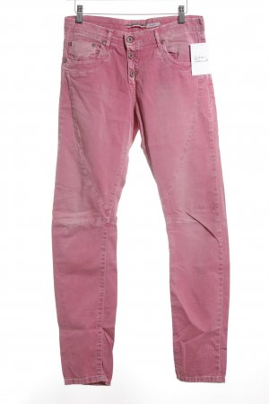 Please Skinny Jeans rosa Casual-Look