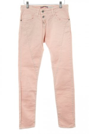 Please Skinny Jeans rosé Casual-Look