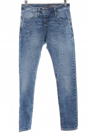 Please Slim Jeans blassblau Casual-Look