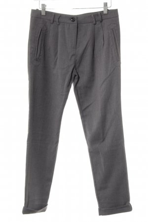 Please Stoffhose grau Casual-Look