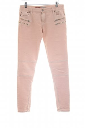 Please Stretch Jeans pink Casual-Look