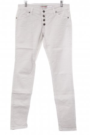Please Stretch Jeans hellbeige Casual-Look
