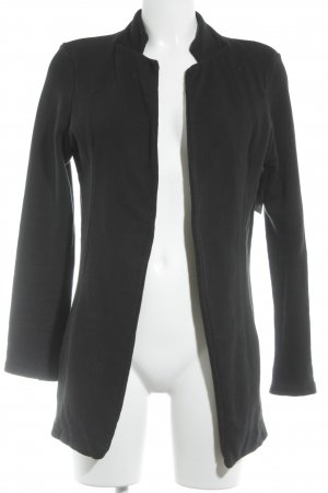 Please Sweatjacke schwarz Casual-Look