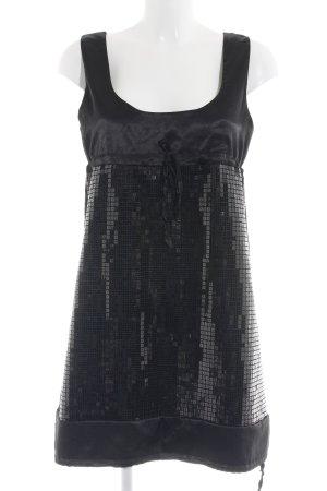 Please Trägerkleid schwarz Elegant