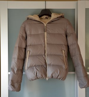 Please Winterjacke Taupe