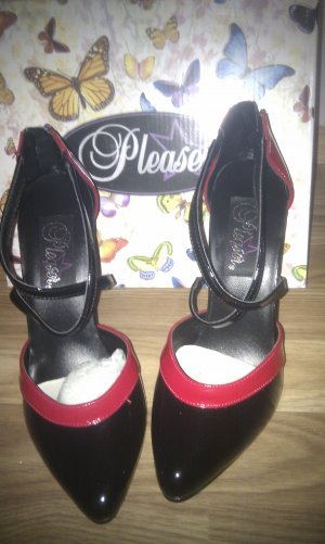 Pleaser Lackpumps Original Gr.37,5
