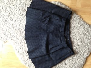 Pleated zara skirt kariert