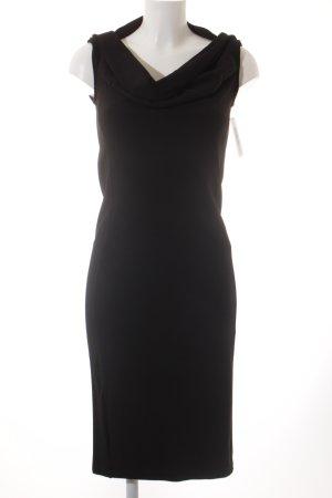 Plein sud Cocktailkleid schwarz klassischer Stil