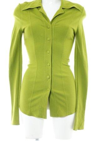 Plein sud Jerseyblazer grün Casual-Look
