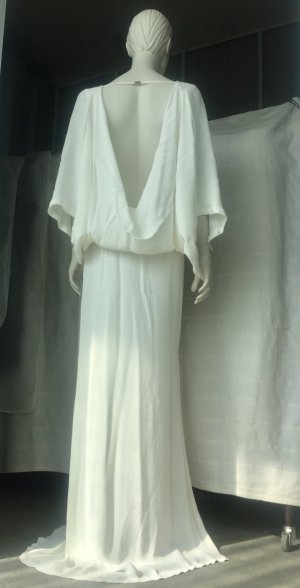 PLEIN SUD KLEID / CREME / IT 44 / EU 38 / FR 40 / 100% VISKOSE
