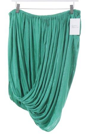 Plein sud Midirock grün extravaganter Stil