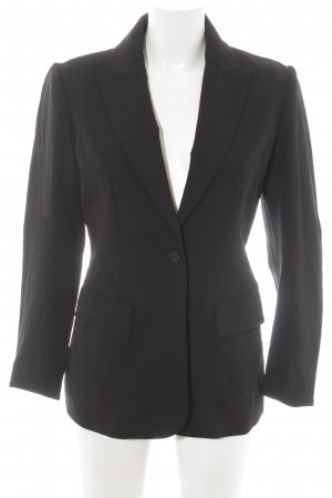 Plein sud Smoking-Blazer schwarz Business-Look