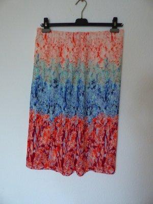 H&M Geplooide rok veelkleurig Polyester