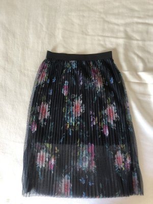 Only Pleated Skirt multicolored