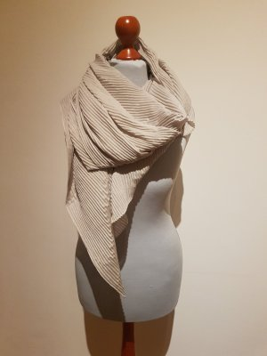 Codello Scarf light grey-grey polyester