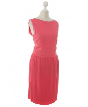 Plissee Designer Kleid von Reiss