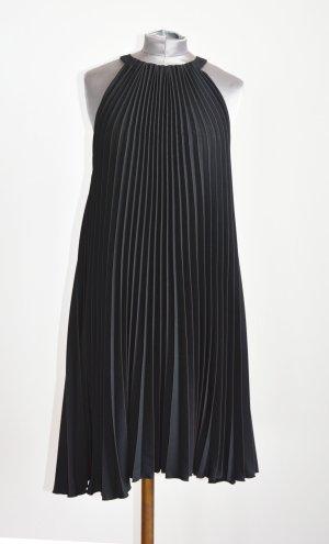 Plissee Kleid A-Linie