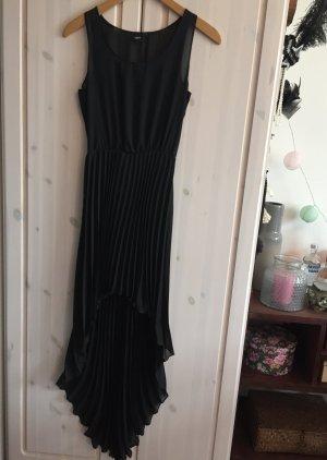 Plissee-Kleid asos (schwarz, Gr. 34)