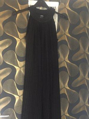 Plissee Kleid gr 34 ❤️stylischer Halsausschnitt