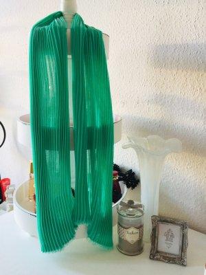 Plissee-Schal Halstuch plissiert Oui Black Label Made in Italy
