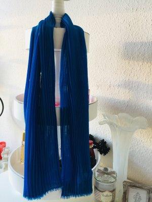 Plissee-Schal / Schal Halstuch plissiert Oui Black Label