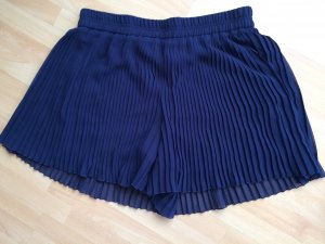Zara Short Trousers dark blue-blue