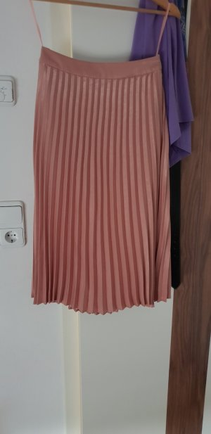 Jake*s Pleated Skirt dusky pink