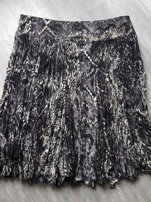 Taifun Pleated Skirt multicolored