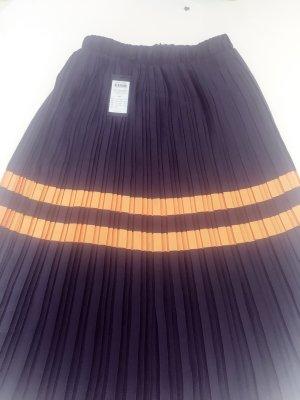 Vero Moda Jupe plissée multicolore