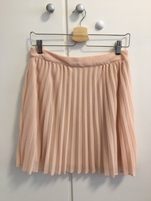 Clockhouse Plaid Skirt pink