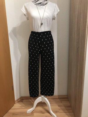 Culotte noir-blanc