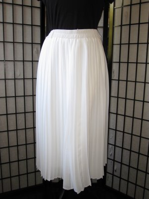 Jupes-culottes blanc polyamide