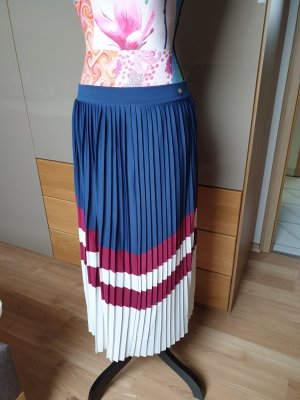 Kaporal Pleated Skirt multicolored