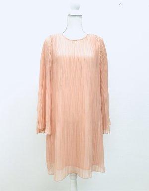 Midi-jurk rosé